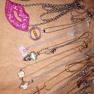 13 Different Necklaces